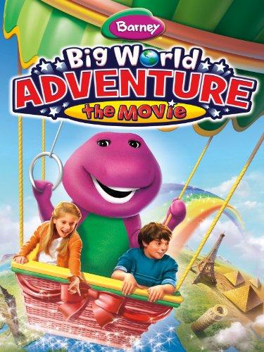 Barney Big World Adventure Movie Dean Wendt