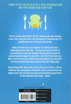Livres Couvertures de Eat That Frog!: Get More of the Important Things Done - Today!