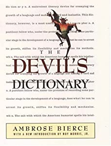 "Cover of ""The Devil's Dictionary"""