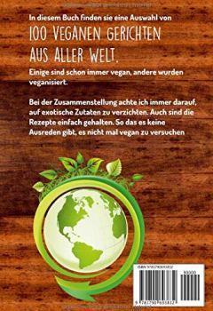 Abdeckung Vegane Weltreise, Das Kochbuch: 100 Rezepte rund um die Welt