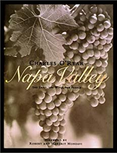 "Cover of ""Napa Valley: The Land, the Wine..."