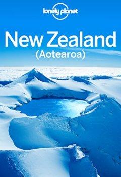 Buchdeckel von Lonely Planet New Zealand (Travel Guide)