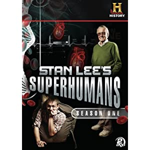STAN LEE'S SUPERHUMANS: THE COMPLETE SEASON ONE 1