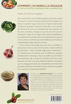 Livres Couvertures de Comment j'ai vaincu la douleur et l'inflamation chronique par l'alimentation