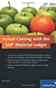 Actual Costing With The SAP Material Ledger by Vanda Reis (24-Aug-2011) Hardcover