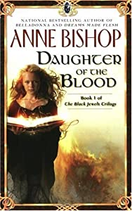 "Cover of ""Daughter of the Blood (Black Je..."