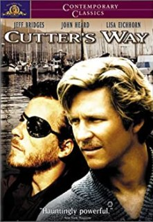 "Cover of ""Cutter's Way"""