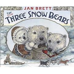 Three Snow Bears