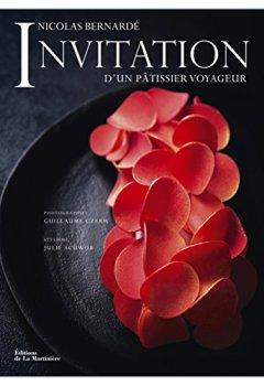 Livres Couvertures de Invitation d'un pâtissier voyageur