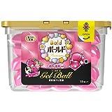 ボールド 洗濯洗剤 液体 ぷにぷにっとジェルボール エレガントブロッサム&ピオニーの香り 本体 437g (18個入り)