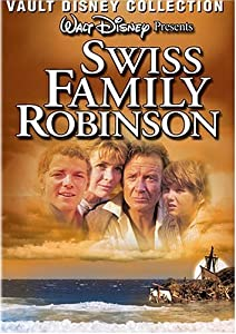 """Cover of """"Swiss Family Robinson (Vault Di..."""