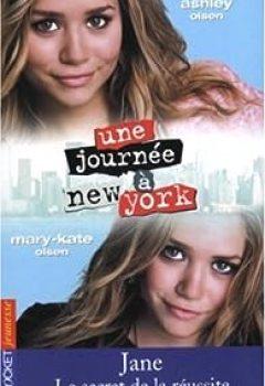 Livres Couvertures de Une Journée à New York, Tome 2 : Jane, Le Secret De La Réussite