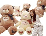 ぬいぐるみ テディペア 特大 クマ 抱き枕 子供のプレゼントバレンタインデー/ふわふわぬいぐるみ/サイズ:70cm