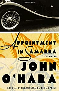 "Cover of ""Appointment in Samarra: A Novel..."