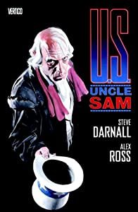"Cover of ""Uncle Sam: Deluxe Edition"""