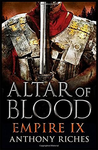 book cover of Altar of Blood