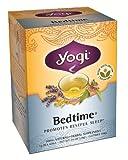 Yogi Bedtime Tea, 16 Tea Bags (Pack of 6)