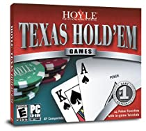 Hoyle Texas Hold 'Em Poker (Jewel Case)