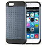 iPhone 6 Case, Ionic HYBRID Apple iPhone 6 4.7 Case 2014 Smartphone (AT&T, T-Mobile, Sprint, Verizon) (Gray)