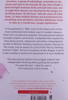 Livres Couvertures de Lord of the Flies: New Educational Edition