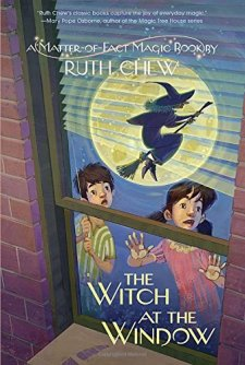 A Matter-of-Fact Magic Book: The Witch at the Window (A Stepping Stone Book(TM)) by Ruth Chew| wearewordnerds.com