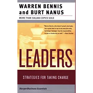 Leaders (Harperbusiness Essentials)