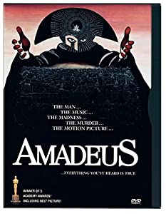 """Cover of """"Amadeus - Director's Cut (Two-D..."""