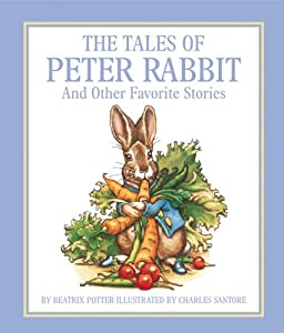 "Cover of ""The Tales of Peter Rabbit (Mini..."