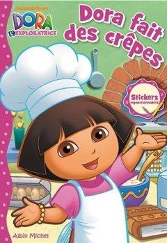 Telecharger Dora fait des crêpes - livre d'activités de Dora (30 janvier 2013) Album de Indie Author