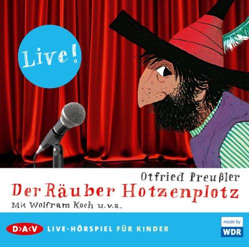 Otfried Preußler - Der Räuber Hotzenplotz - Live! (DAV)