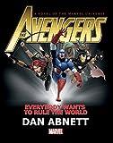 Avengers: Everybody Wants to Rule the World Prose Novel