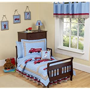 JoJo Designs 5-Piece Toddler Bedding Set
