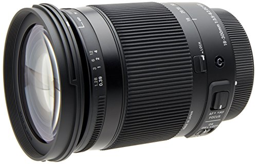 Sigma 18-300mm F3.5-6.3 DC Macro OS HSM ( C ) for Canon EF Cameras