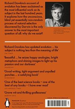 Livres Couvertures de The Blind Watchmaker: Modèle aléatoire
