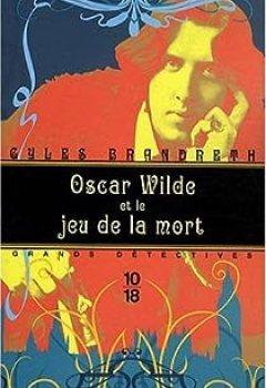 Livres Couvertures de Oscar Wilde Et Le Jeu De La Mort