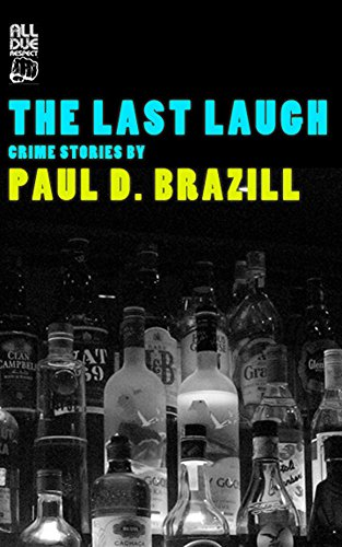 Book Cover The Last Laugh by Paul D. Brazill