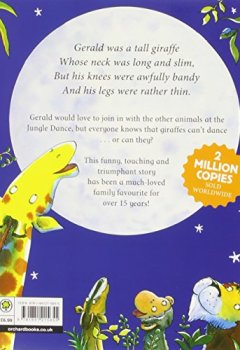 Portada del libro deGiraffes Can't Dance: International No.1 Bestseller (Orchard Books)