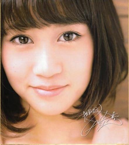 AKB48 サイン入り ミニ色紙 ver,4341【前田敦子】