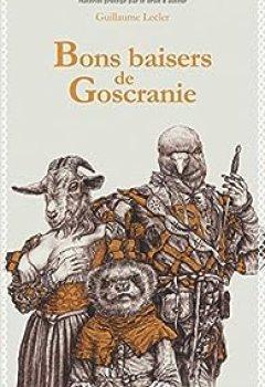 Livres Couvertures de Bons Baisers De Goscranie