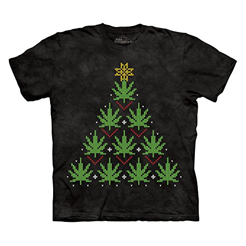 Ugly Christmas Sweater Designs – Cannabis Tree