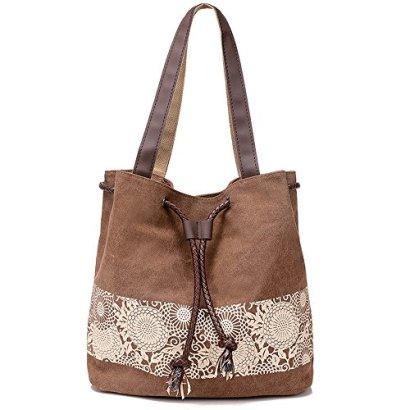 Hiigoo-Printing-Canvas-Shoulder-Bag-Retro-Casual-Handbags-Messenger-Bags-Brown