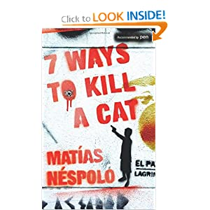 seven way to kill a cat by Matias Nespolo