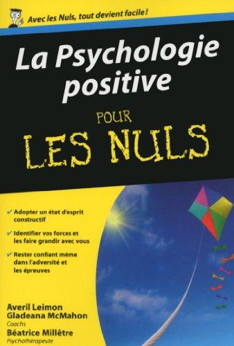 Psychologie Pour Les Nuls Pdf : psychologie, Télécharger, Psychologie, Positive, Livre, Averil, LEIMON, GRATUITS, FICHIER, TODAY