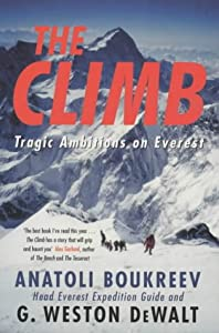 "Cover of ""The Climb: Tragic Ambitions on ..."