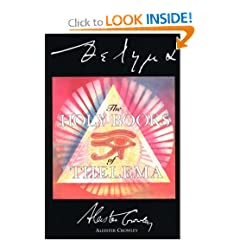 The Holy Books of Thelema by Aleister Crowley