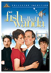 """Cover of """"A Fish Called Wanda (Deluxe Edi..."""