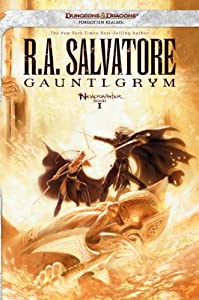 "Cover of ""Gauntlgrym: Neverwinter, Book I..."
