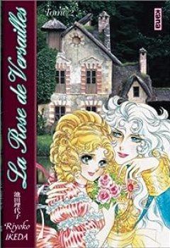 Livres Couvertures de La Rose De Versailles, Tome 2