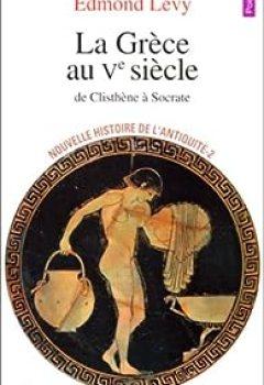 Livres Couvertures de Nouvelle Histoire De L'Antiquité. 2, La Grèce Au Ve Siècle