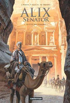 Livres Couvertures de Alix senator, Tome 8 : La cité des poisons